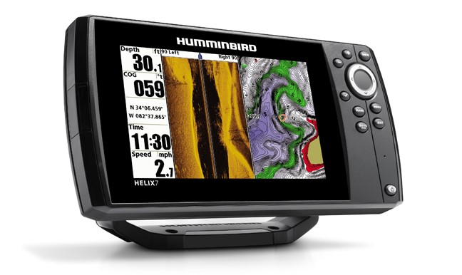 helix 7 si image 2, Fish Finder