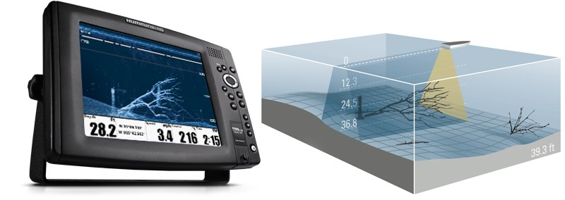 humminbird down imaging, Fish Finder